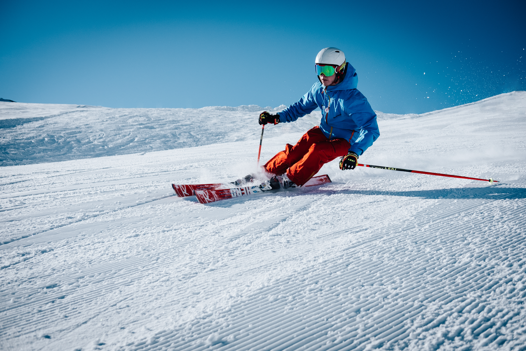 Ten years ago, only 500 people in China could ski. This year, an estimated 5,000,000 Chinese will visit ski resorts.