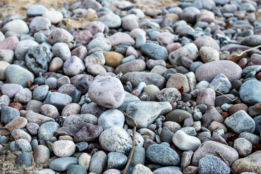 stone lot