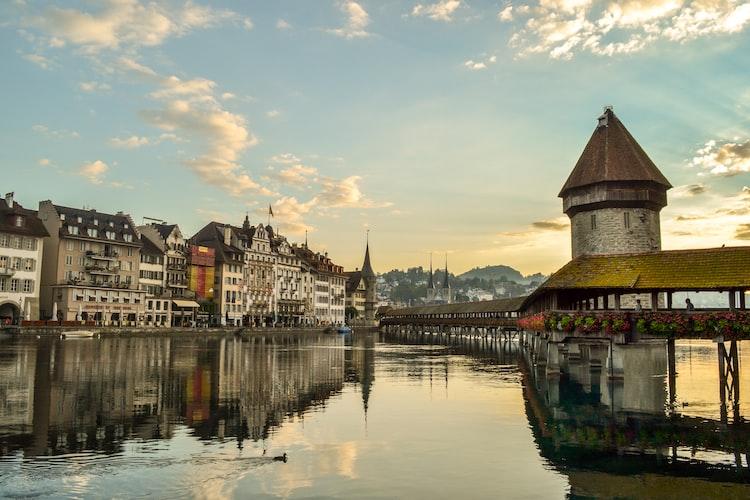 Lucerne, Top Honeymoon Destinations in Switzerland