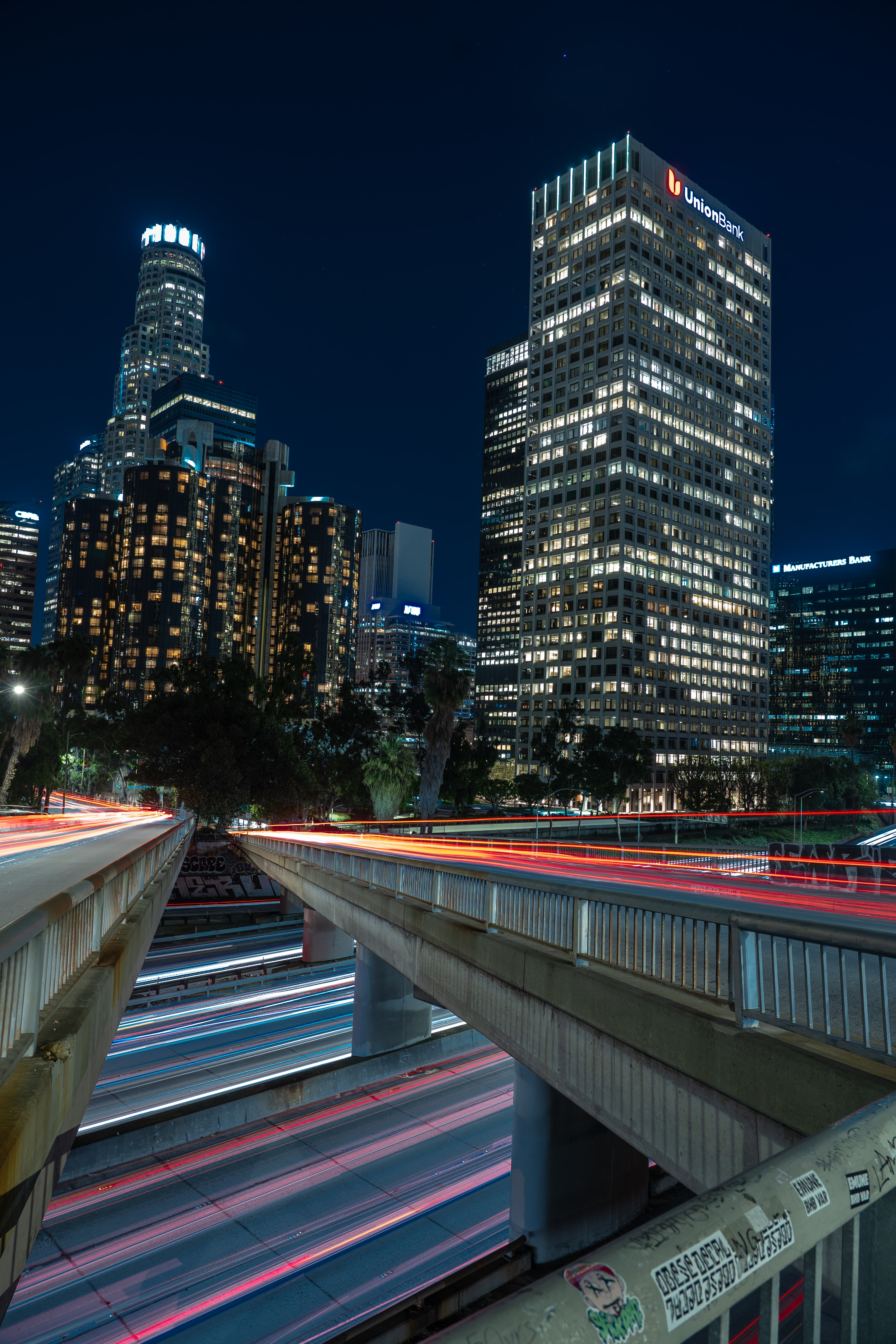 timelapse photography of buildings