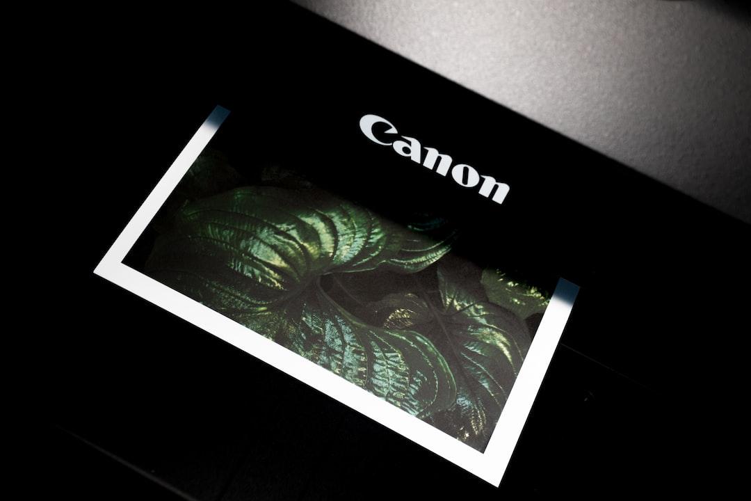 캐논 프린터 5b00 에러 : 서비스툴 (무료!!) 이거 하나로 해결하세요.