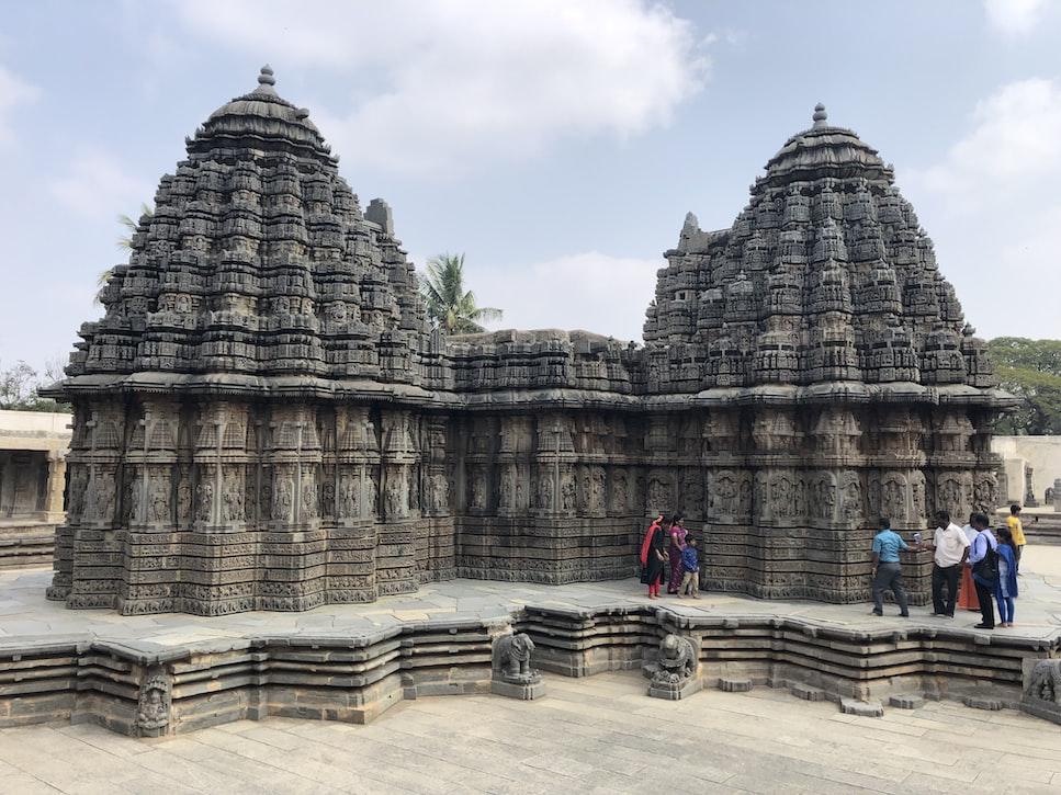 A click in Somanathapura