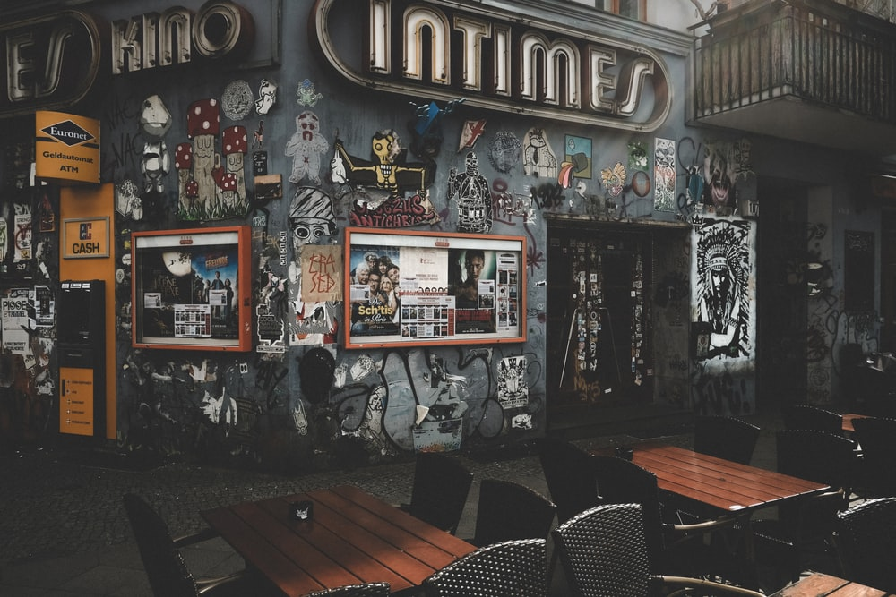 Intime's restaurant