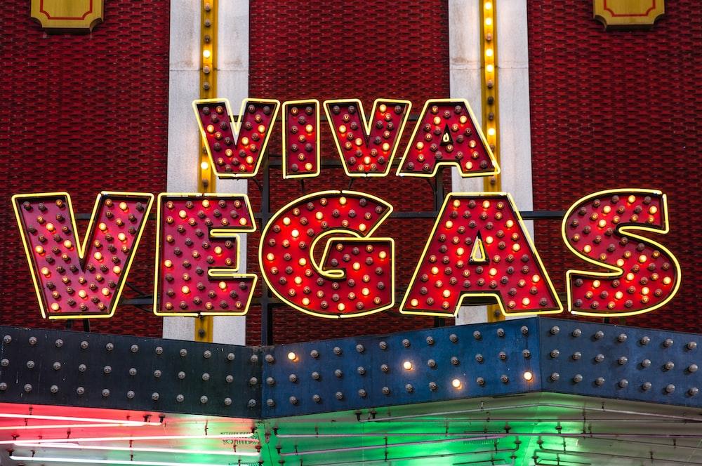Viva Vegas signage
