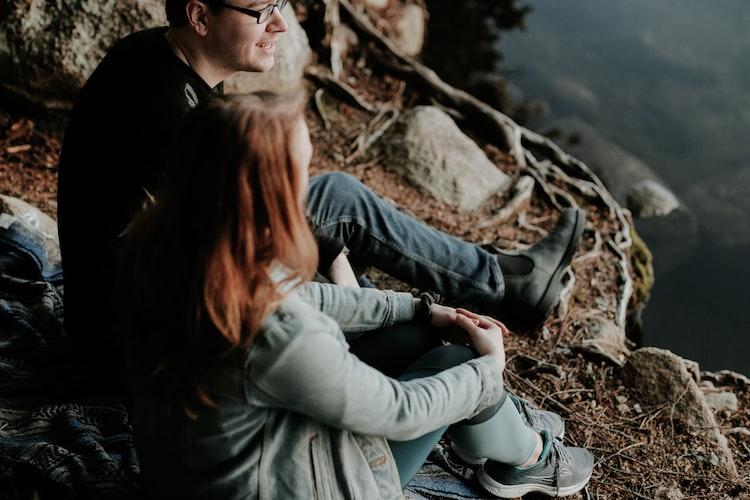 pasangan yang bahagia