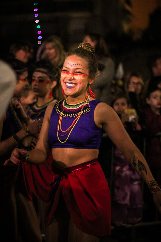 Qué hacer en el carnaval de Punta Cana