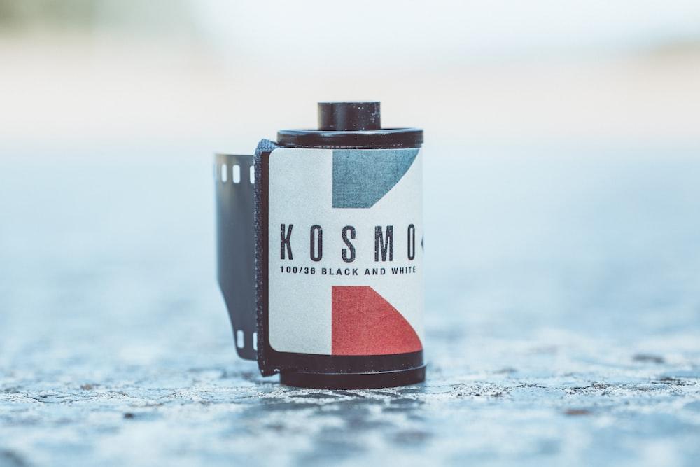 Kosmo black and white film