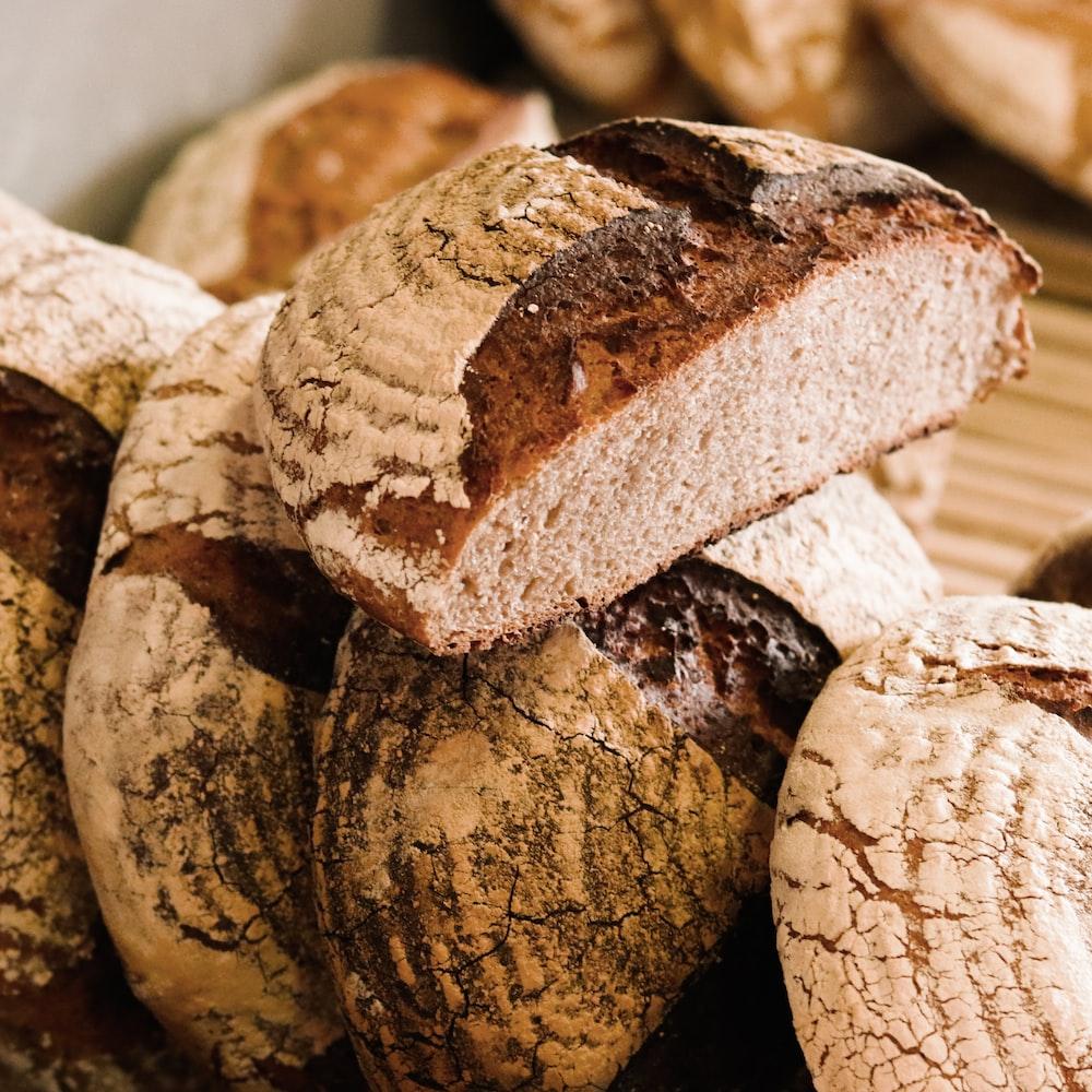 baked breadas