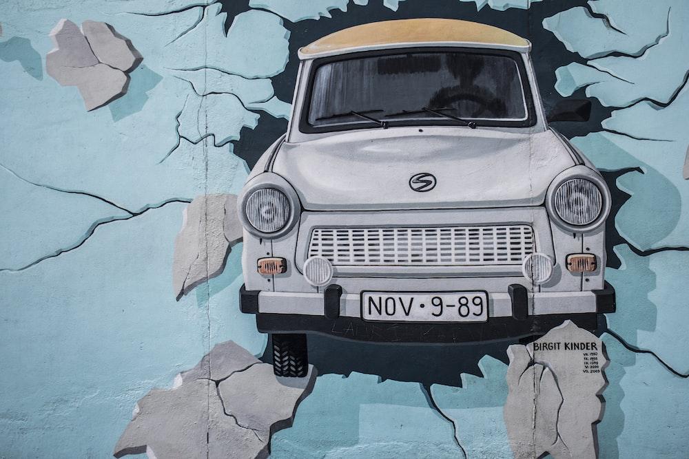 gray vehicle vector art