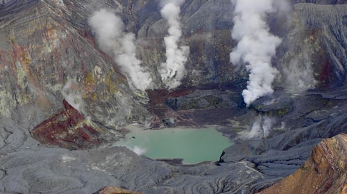 The Secret of the Supervolcanoes