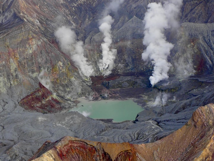The Secret of the Supervolcanoes