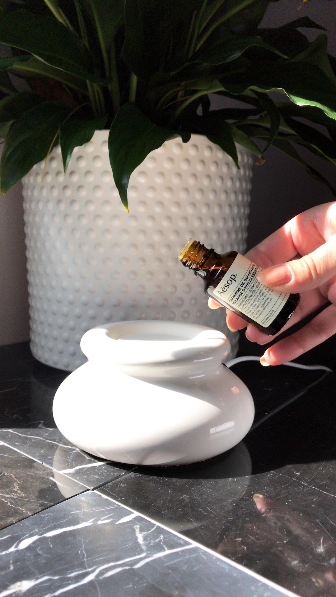 Electric Vaporiser: www.aromamatic.com.au