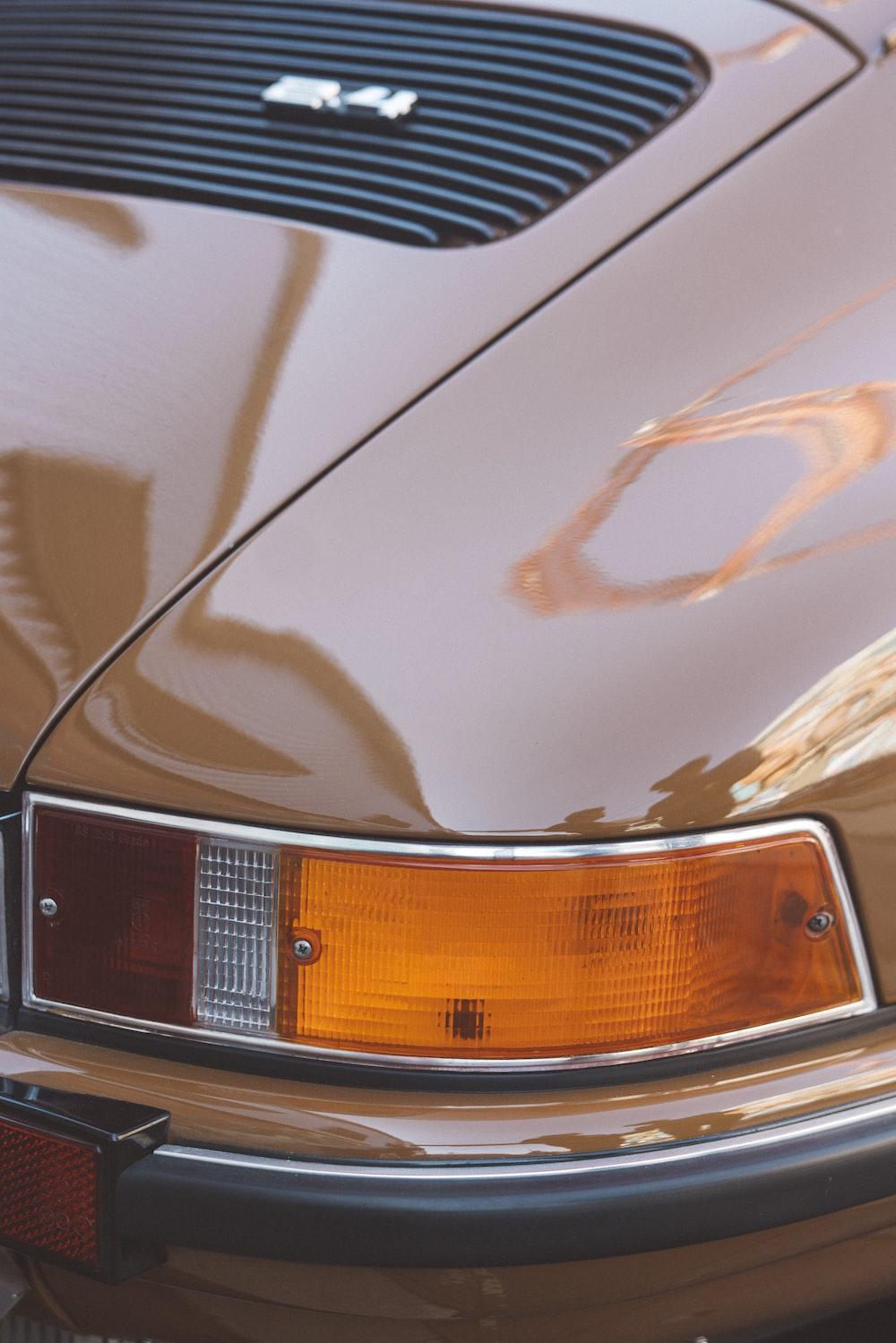 vehicle signal light