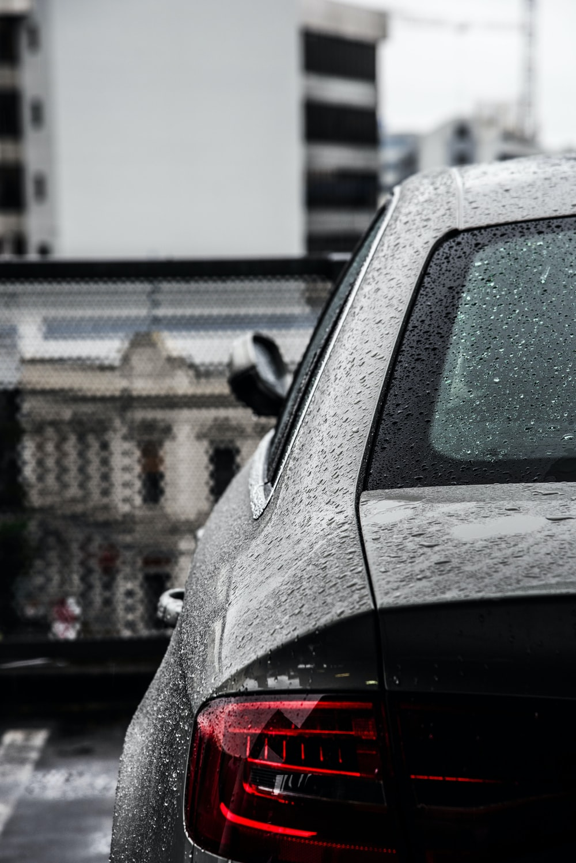 gray SUV during daytime