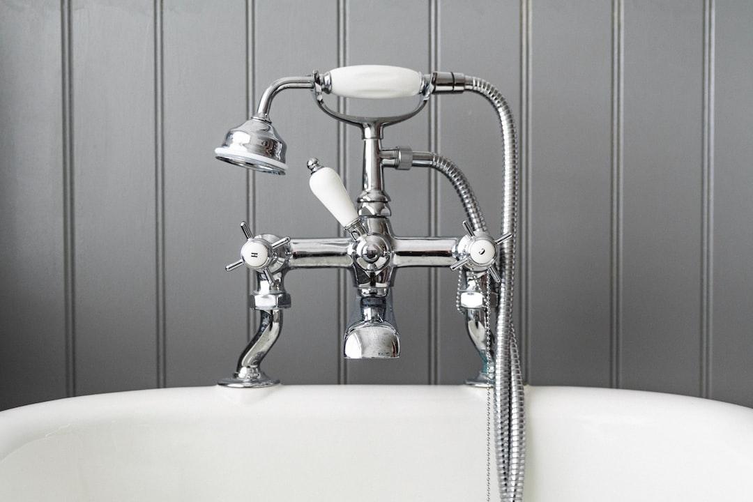 Rustic Bath Shower Mixer