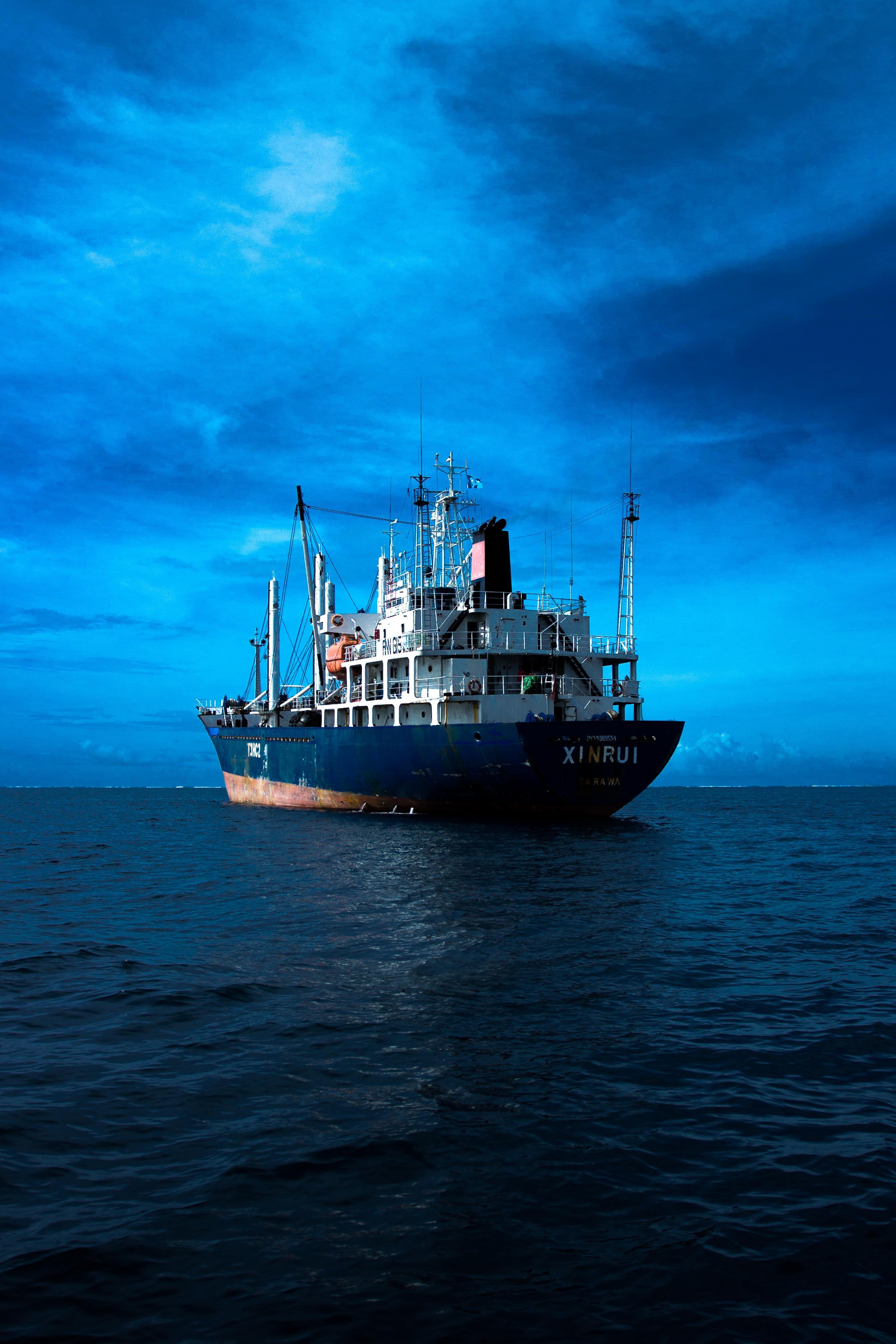 AI Sails the Mayflower Route