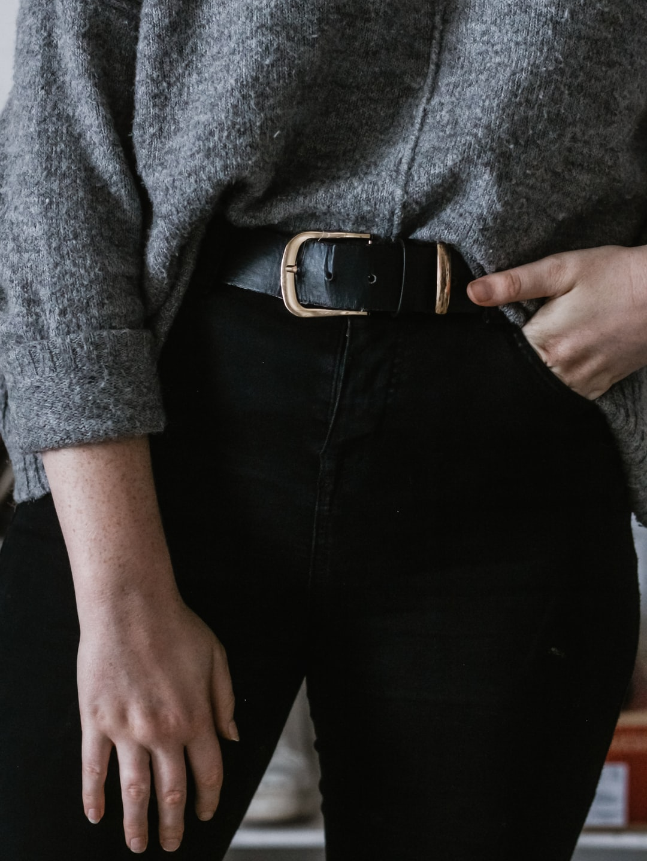 Grey Sweater Moody