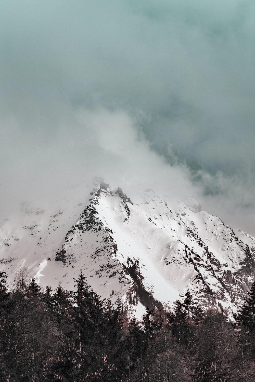 mountain peek