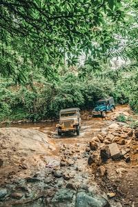 Adventurous ride in India