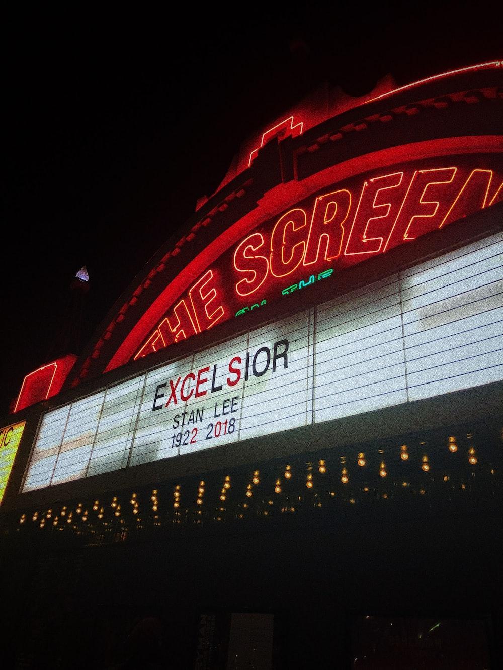 Excelsior signage during daytime