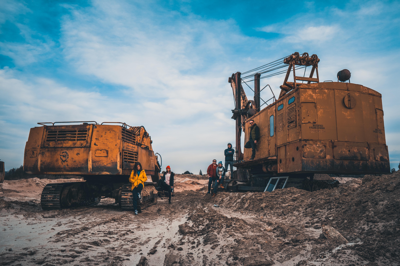 Mining Peru.