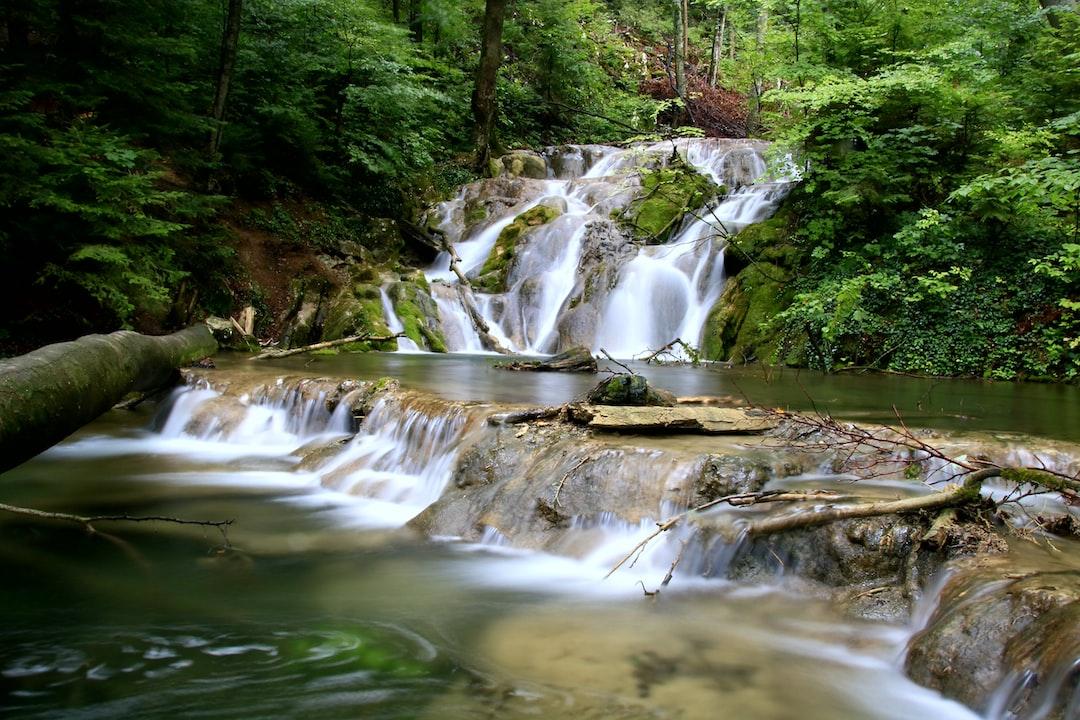 National Park Cheile Nerei Romania