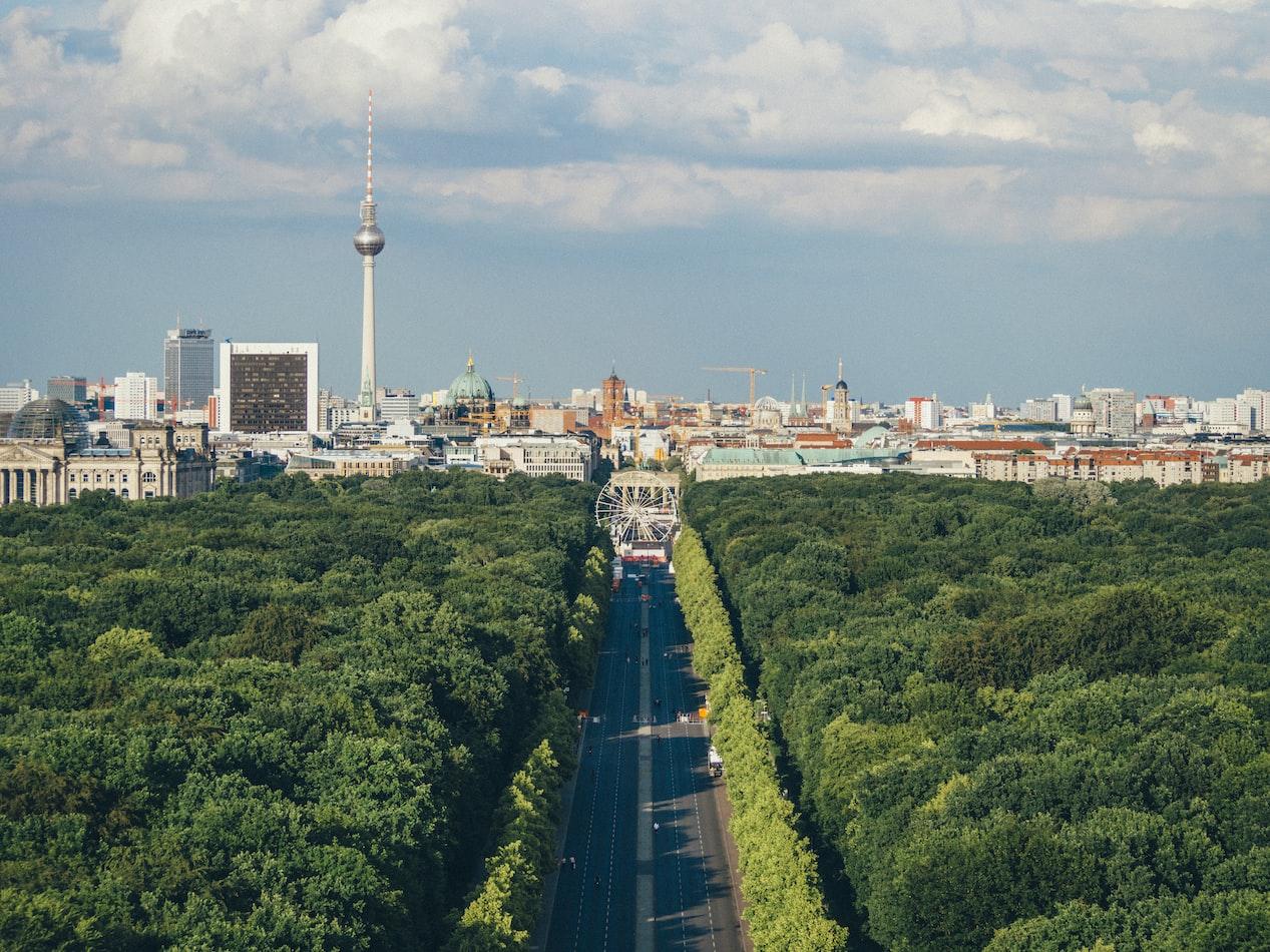 buy land in Germany