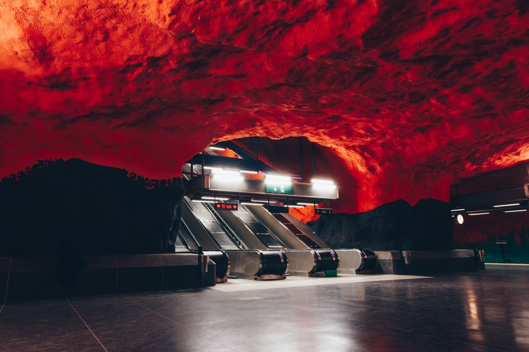 Stockholm Underground: the largest art gallery in the world
