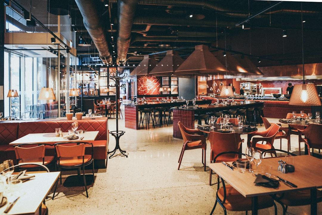 Restaurant Furniture for Maryland