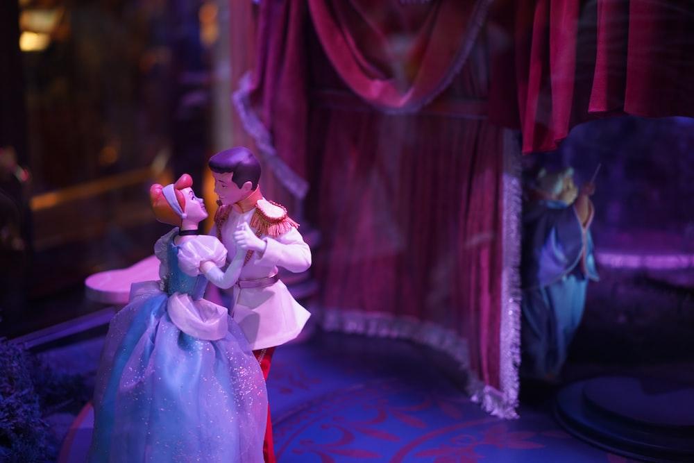 Disney character figures photo