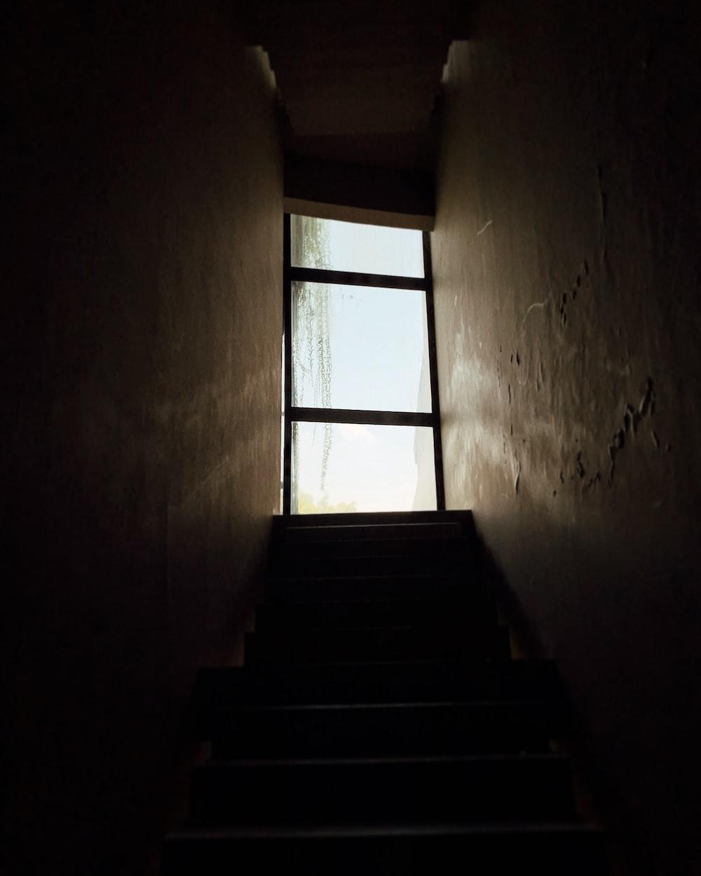 going upstair