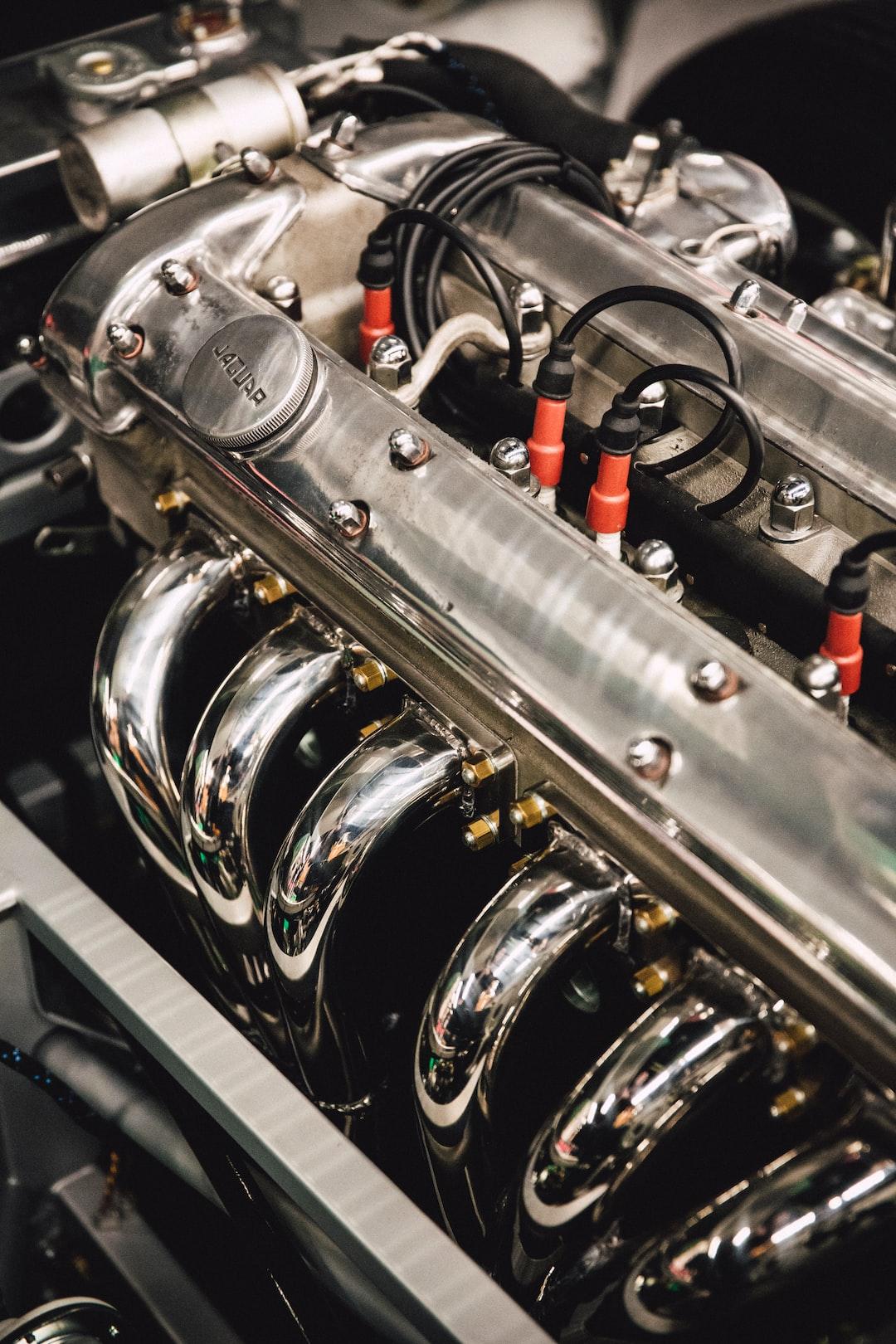 British Style –Jaguar E Type V12