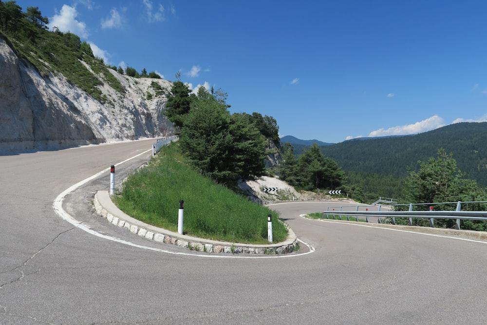 empty road photography