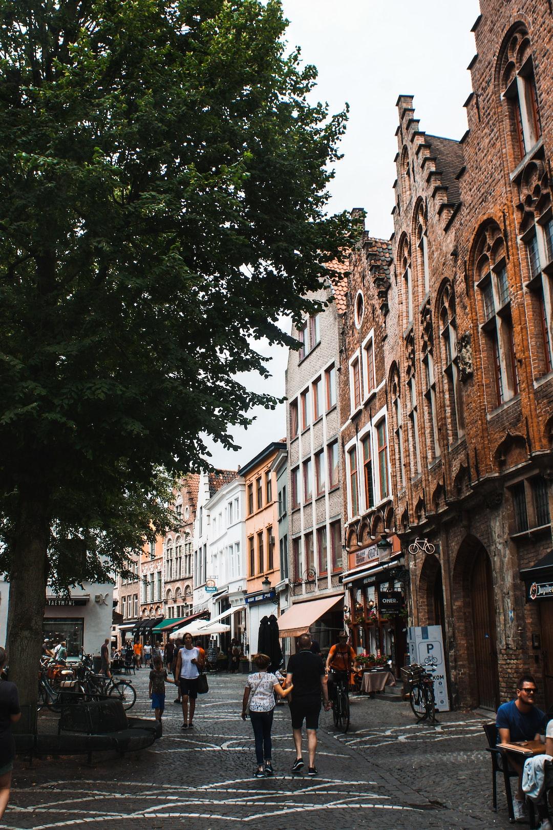 La venise belge
