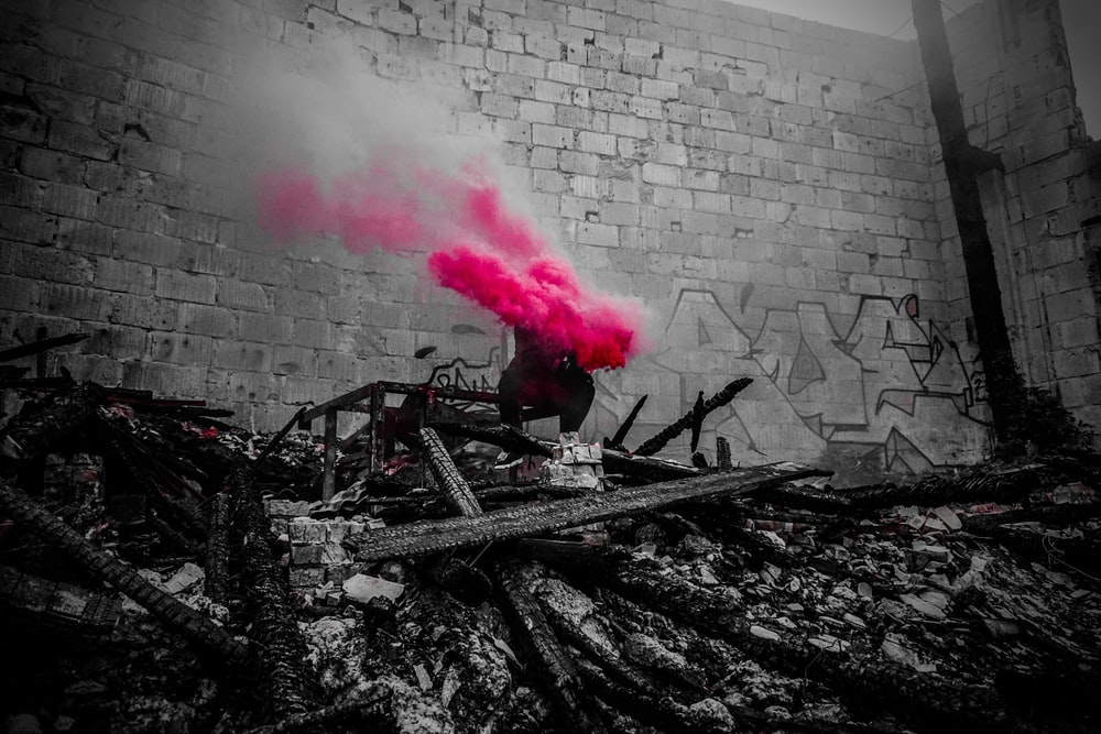 100+ Colored Smoke Pictures [HD] | Download Free Images on