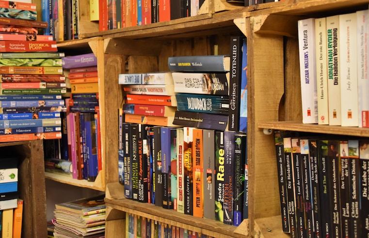 Carnaval com livros