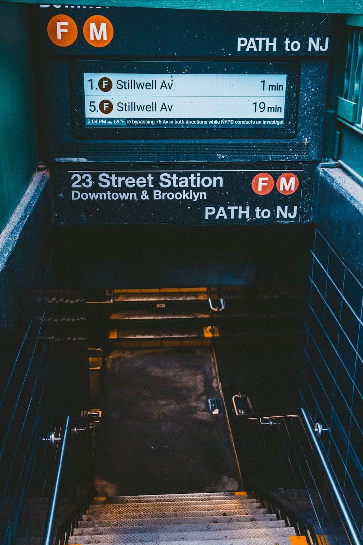 23 street station