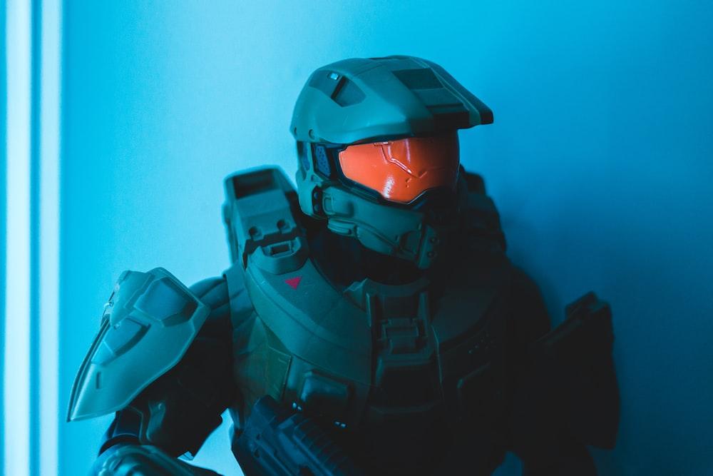 Halo 3 Master Chief costume