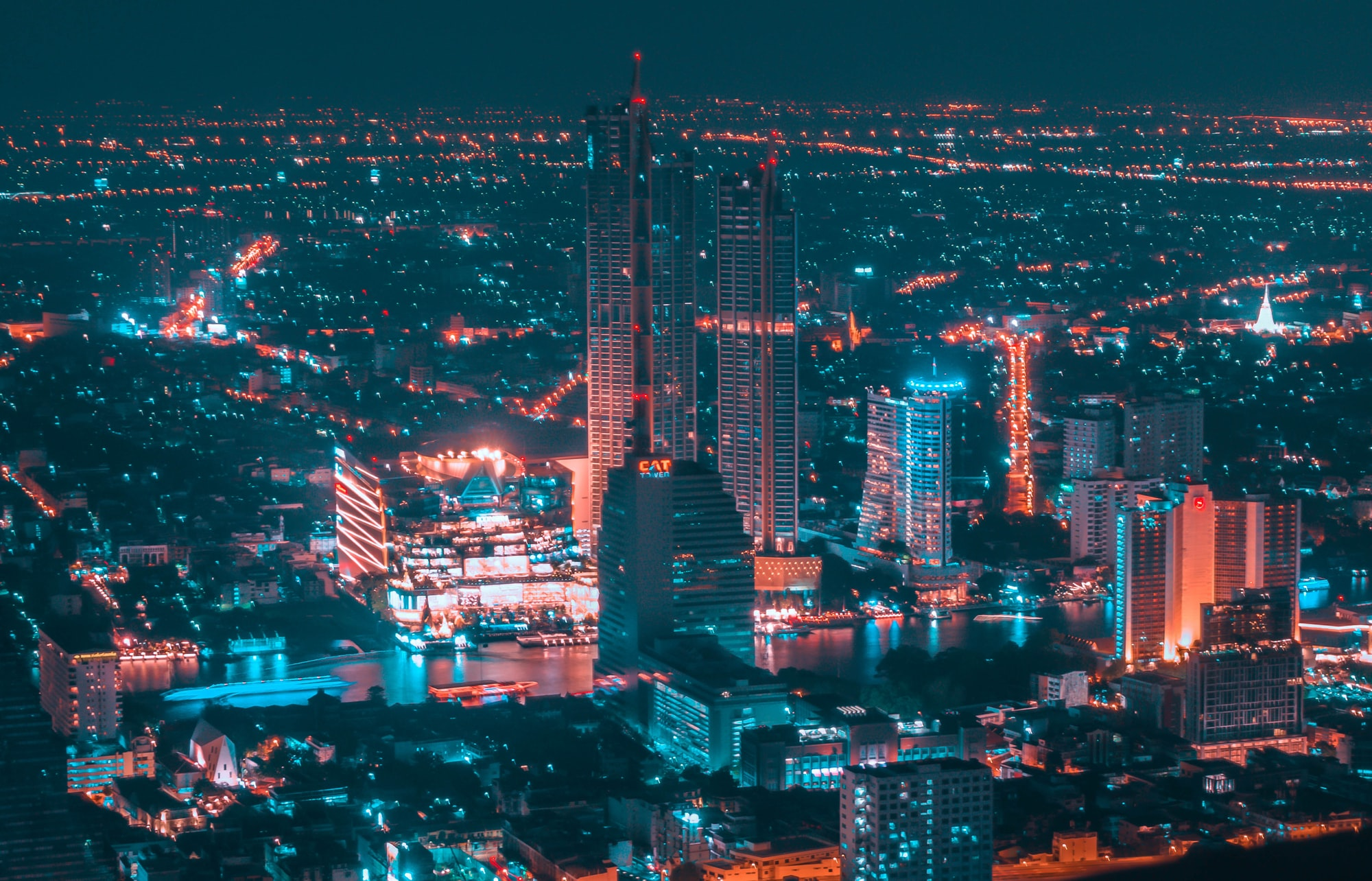 Living the High Life in Bangkok