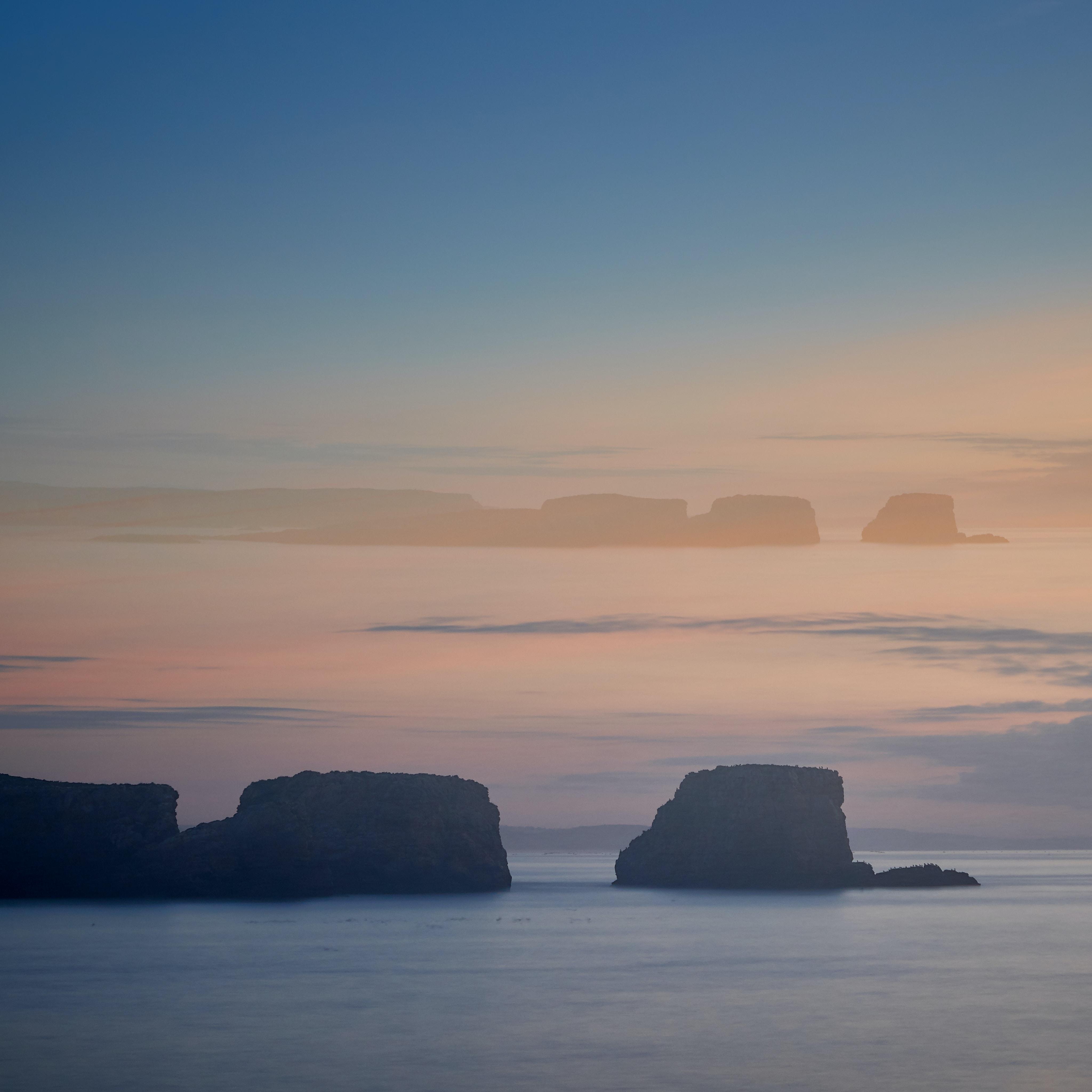 landscape photo of ocean during daytime