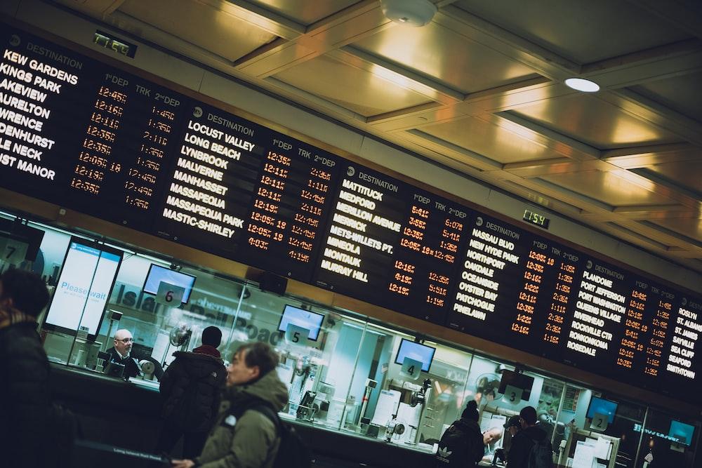 マニラ空港に関する注意点