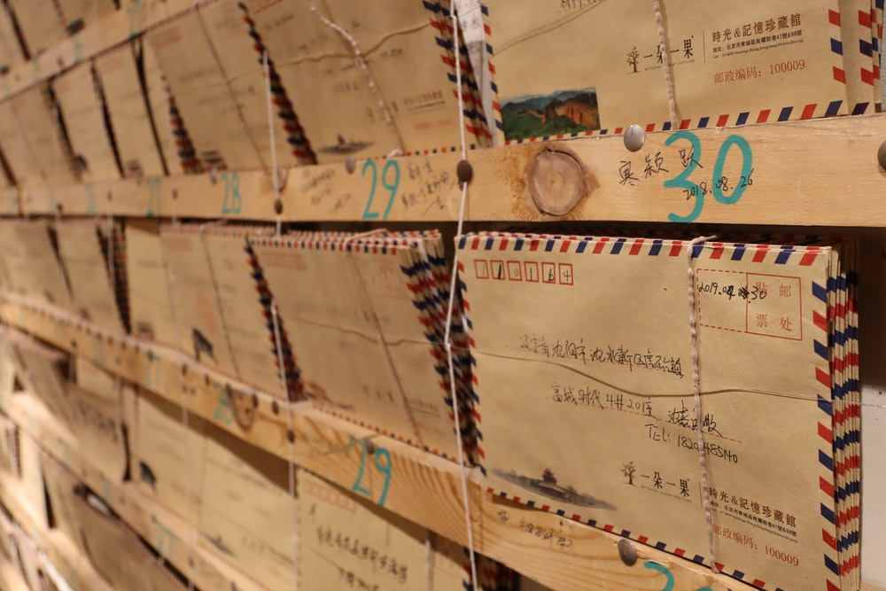 envelope lot