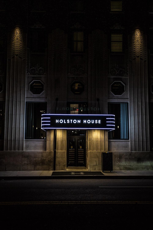 Holston House storefront