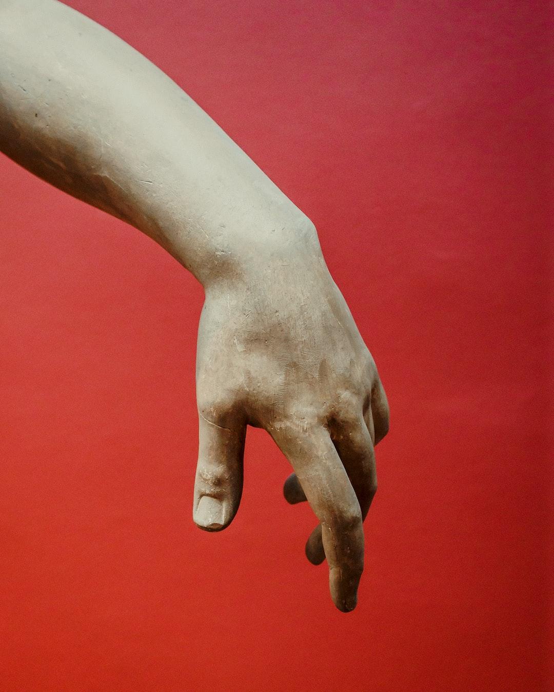 Gambar jari