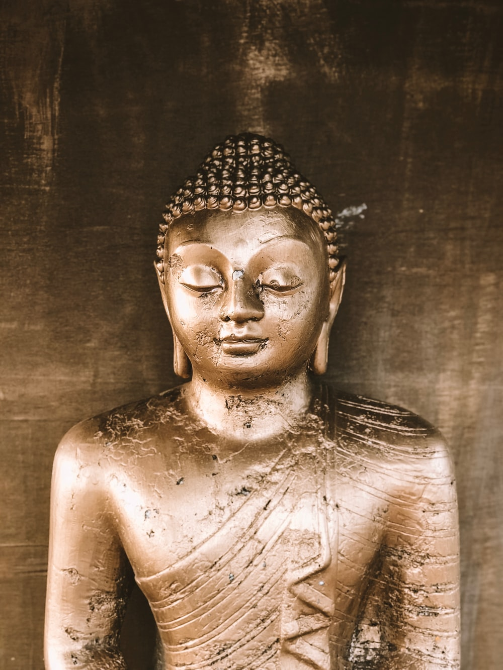 Gautama figurine
