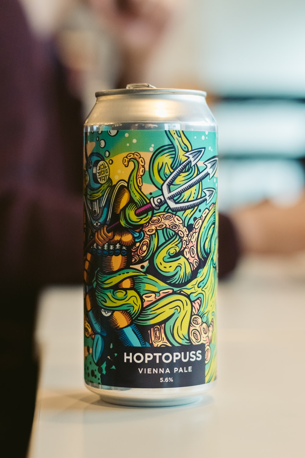 Hoptopuss can