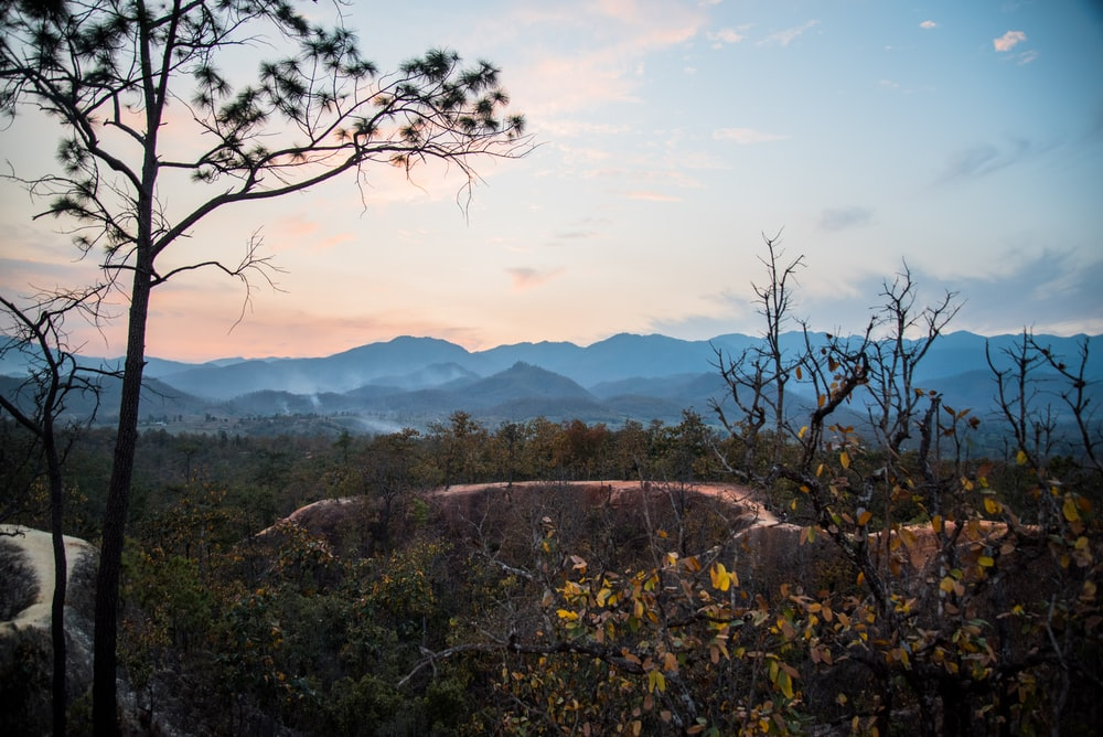Tempat wisata di Thailand: Pai