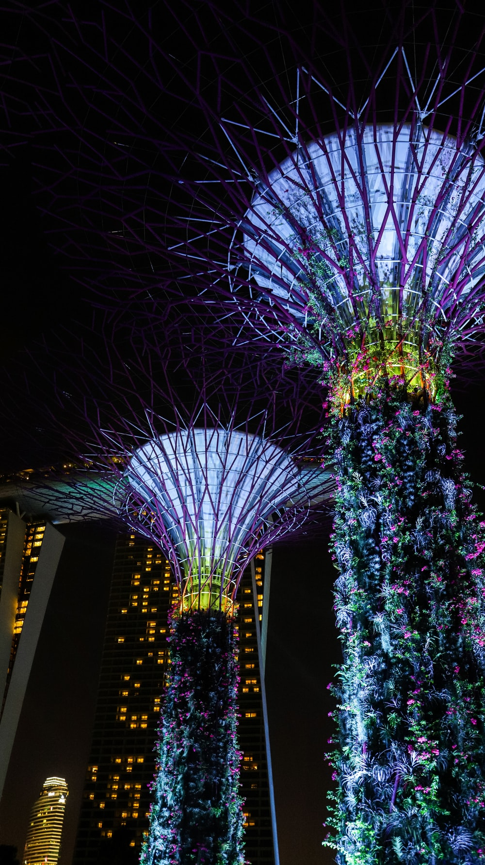 Orchid building Singapore