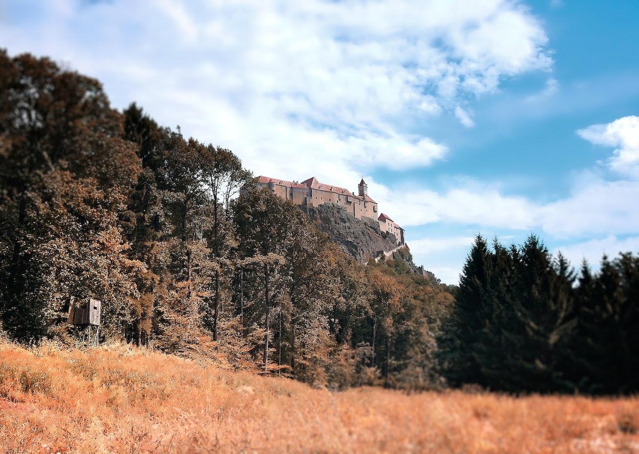 Riegersburg Castle in Austria
