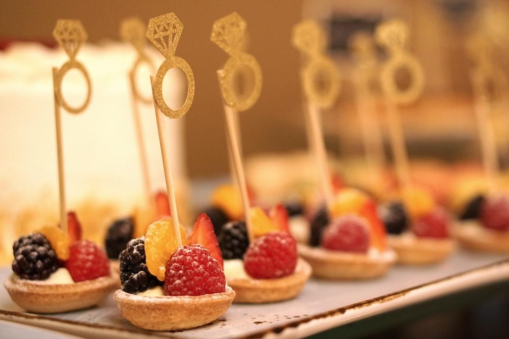 berries engagement foodies